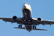 Boeing 737-800 - EI-ENL operated by Ryanair