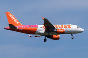 Airbus A319-111 - G-EZBF operated by easyJet
