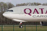 Airbus A330-243F - A7-AFV operated by Qatar Airways Cargo