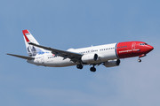 Boeing 737-800 - LN-NIH operated by Norwegian Air Shuttle