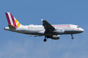 Airbus A319-112 - D-AKNT operated by Germanwings