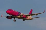 Airbus A320-232 - HA-LWZ operated by Wizz Air