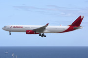 Airbus A330-343 - N804AV operated by Avianca