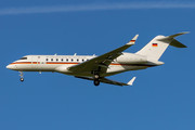 Bombardier BD-700-1A11 Global 5000 - 14+03 operated by Luftwaffe (German Air Force)