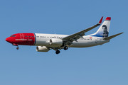 Boeing 737-800 - EI-FVX operated by Norwegian Air Shuttle