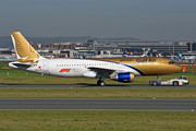 Airbus A320-214 - A9C-AP operated by Gulf Air
