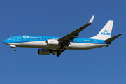 Boeing 737-800 - PH-BXF operated by KLM Royal Dutch Airlines