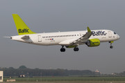 Bombardier BD-500-1A11 C Series CS300 - YL-CSF operated by Air Baltic