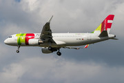 Airbus A320-214 - CS-TNR operated by TAP Portugal