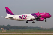 Airbus A320-232 - HA-LYD operated by Wizz Air