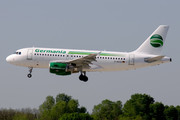 Airbus A319-112 - D-ASTZ operated by Germania