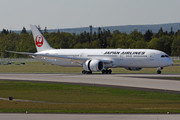 Boeing 787-9 Dreamliner - JA863J operated by Japan Airlines (JAL)