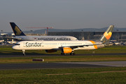 Boeing 757-300 - D-ABOF operated by Condor