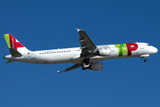 Airbus A321-211 - CS-TJG operated by TAP Portugal