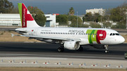 Airbus A319-112 - CS-TTQ operated by TAP Portugal