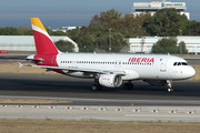 Airbus A320-214 - EC-ILR operated by Iberia