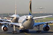 Airbus A330-243 - ZS-SXY operated by South African Airways