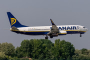 Boeing 737-800 - EI-EKB operated by Ryanair