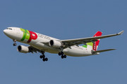 Airbus A330-203 - CS-TOR operated by TAP Portugal