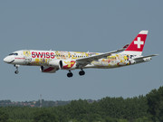 Airbus A220-300 - HB-JCA operated by Swiss International Air Lines