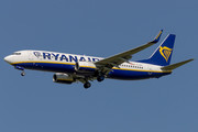 Boeing 737-800 - EI-DPG operated by Ryanair