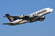 Airbus A380-841 - 9V-SKS operated by Singapore Airlines