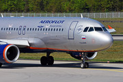Airbus A320-214 - VQ-BIW operated by Aeroflot