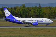 Boeing 737-500 - EW-253PA operated by Belavia Belarusian Airlines