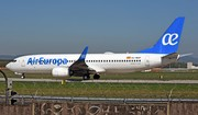 Boeing 737-800 - EC-MQP operated by Air Europa