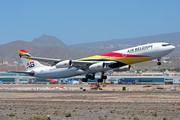 Airbus A340-313E - OO-ABA operated by Air Belgium
