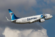 Boeing 737-800 - SU-GEK operated by EgyptAir