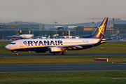 Boeing 737-800 - EI-EVM operated by Ryanair
