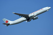 Airbus A330-343 - C-GFAH operated by Air Canada