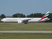 Boeing 777-300ER - A6-ENY operated by Emirates