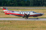 Pilatus PC-12/47E - OK-PMC operated by OK AVIATION Sales