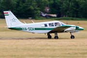 Piper PA-34-200T Seneca II - HA-SOA operated by CAVOK Aviation Training