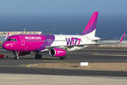 Airbus A320-232 - HA-LYN operated by Wizz Air