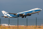Boeing 747-400F - VQ-BHE operated by AirBridgeCargo