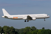 Airbus A321-211 - G-POWU operated by easyJet