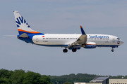 Boeing 737-800 - TC-SUU operated by SunExpress