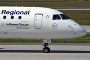 Embraer 190-100LR - D-AECI operated by Lufthansa Regional (CityLine)