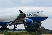 Boeing 747-400F - I-SWIB operated by SW Italia