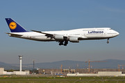 Boeing 747-8 - D-ABYN operated by Lufthansa