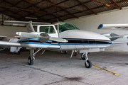 Beechcraft 76 Duchess - HA-KOF operated by Private operator