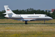 Dassault Falcon 2000 - LZ-OOI operated by Bulgaria - Government