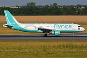 Airbus A320-214 - VP-CXP operated by flynas