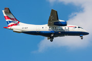Fairchild-Dornier 328JET - OY-NCP operated by SUN-AIR of Scandinavia