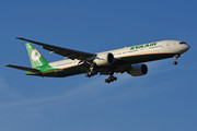 Boeing 777-300ER - B-16710 operated by EVA Air