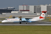 Bombardier DHC-8-Q402 Dash 8 - OE-LGE operated by Austrian arrows (Tyrolean Airways)