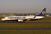 Boeing 737-800 - EI-FOT operated by Ryanair